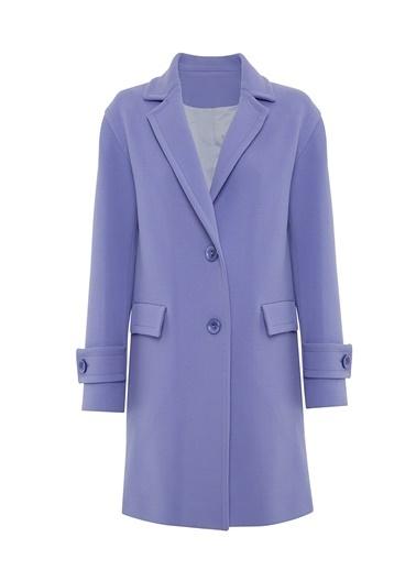 Vekem-Limited Edition Palto Lila